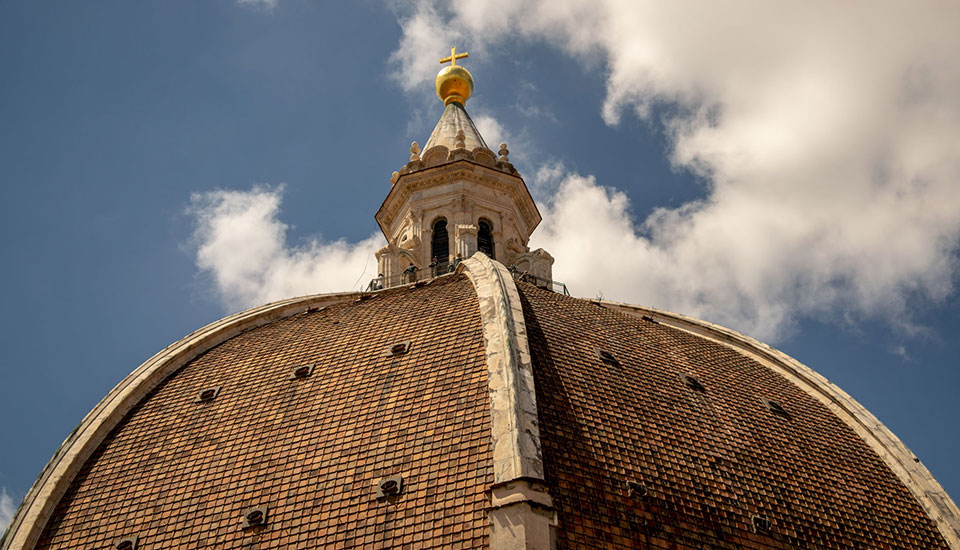 Slow Tour Tuscany - PRIVATE CLIMBING OF THE CUPOLA AND DISCOVERING THE ENTIRE DUOMO COMPLEX