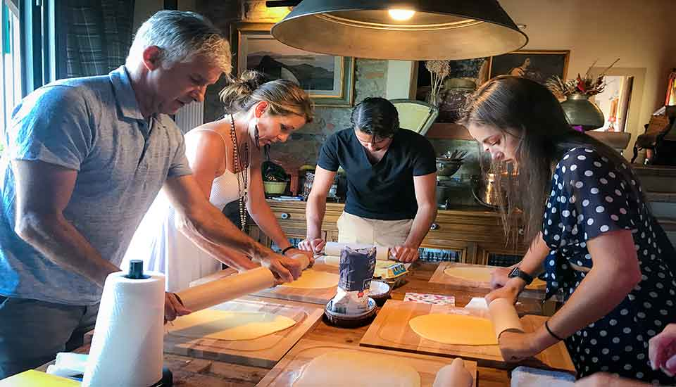 VIP COOKING CLASS IN A FLORENTINE NOBLE HOUSE - Slow Tour Tuscany