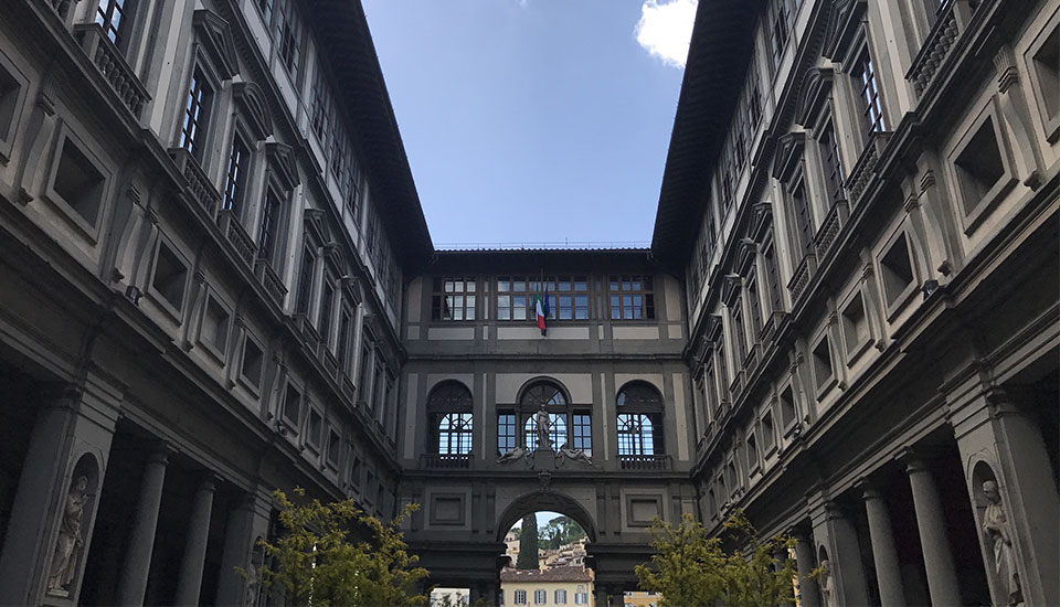 Slow Tour Tuscany - UFFIZI GALLERY  EARLY  BIRD OR  AFTERNOON