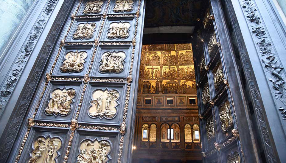 visit Baptistery Florence